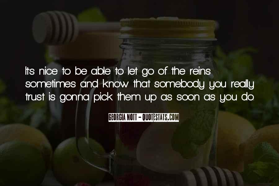 Let Them Go Quotes #68129