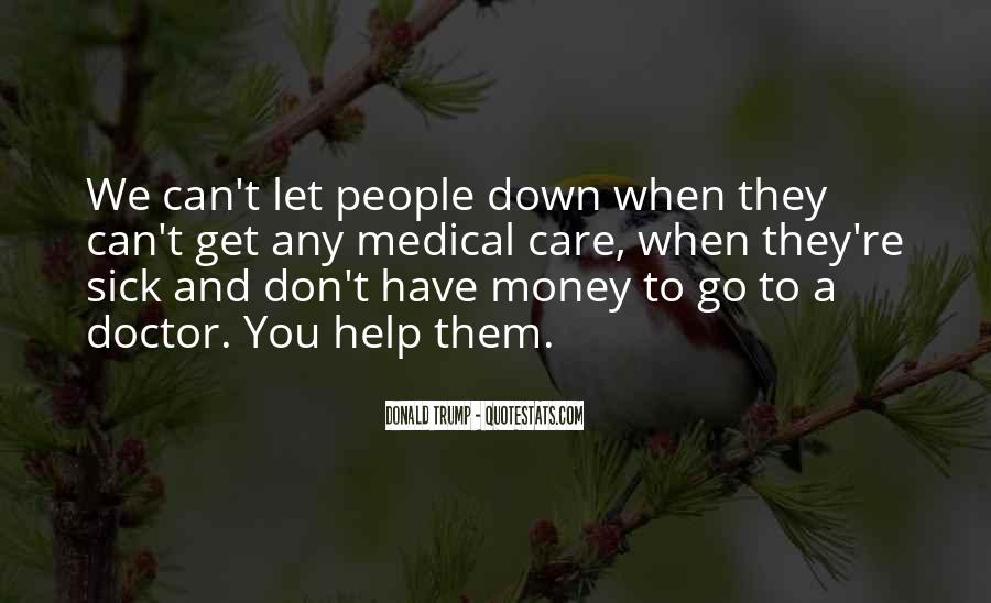 Let Them Go Quotes #68911