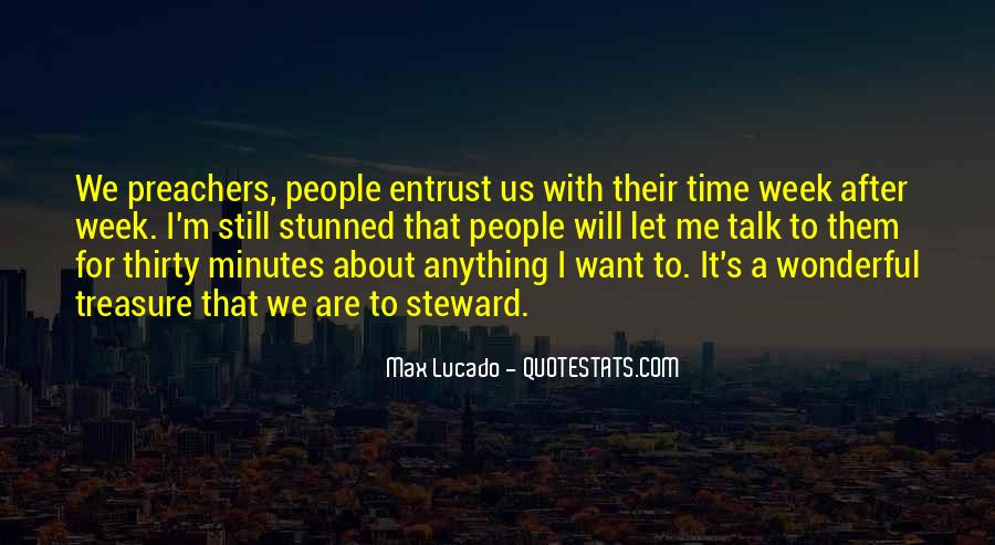 Let Them Talk About Us Quotes #1287811