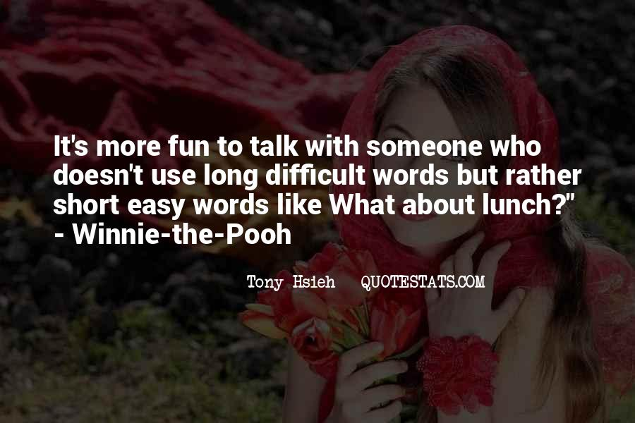 Let Them Talk About Us Quotes #7210