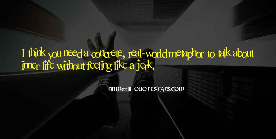 Let Them Talk About Us Quotes #9273