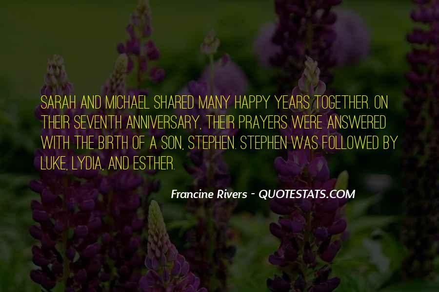 Let Us Be Happy Together Quotes #179112