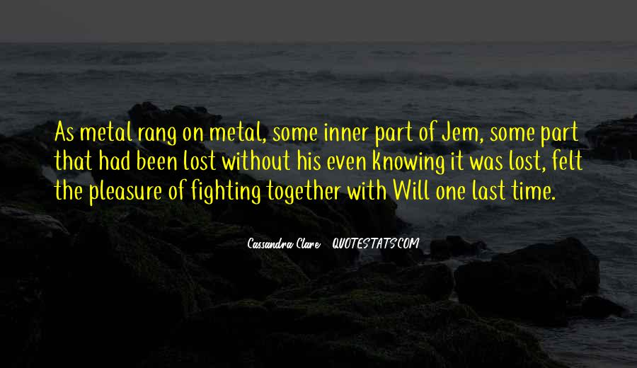 Let's Get Lost Together Quotes #16706
