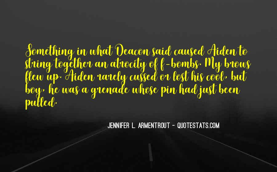 Let's Get Lost Together Quotes #168224
