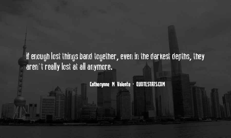 Let's Get Lost Together Quotes #22447