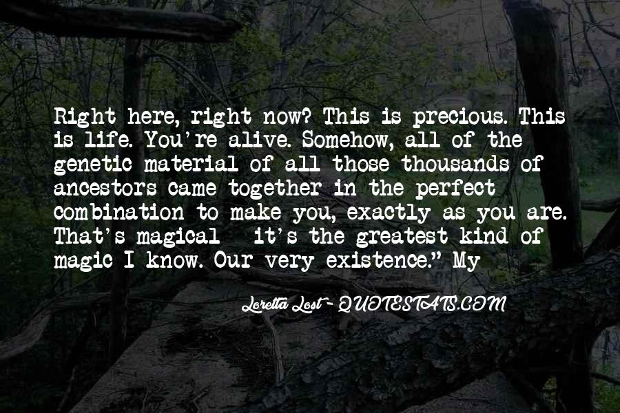 Let's Get Lost Together Quotes #32103