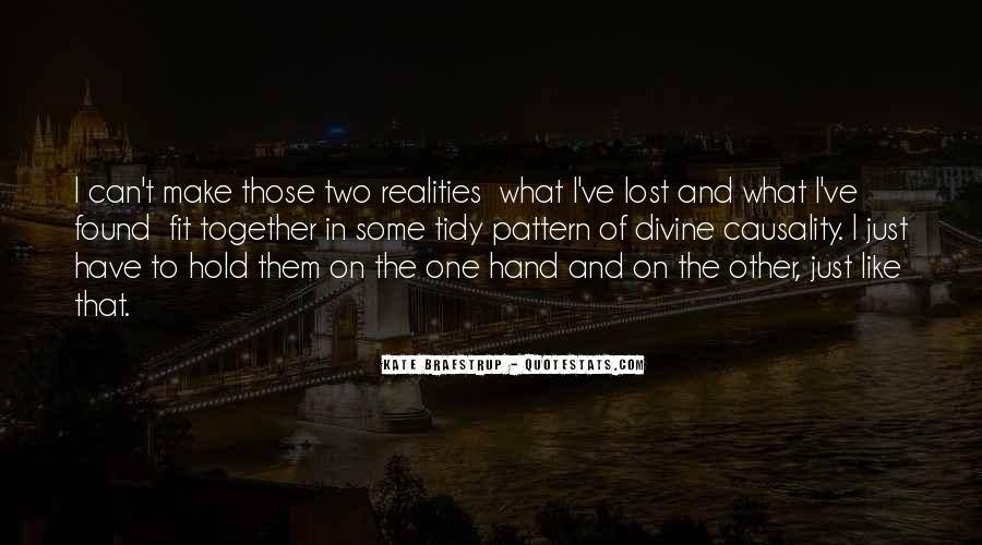 Let's Get Lost Together Quotes #7135