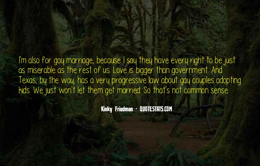 Let's Get Married Quotes #1382308