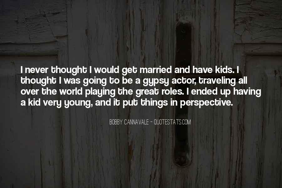 Let's Get Married Quotes #15489