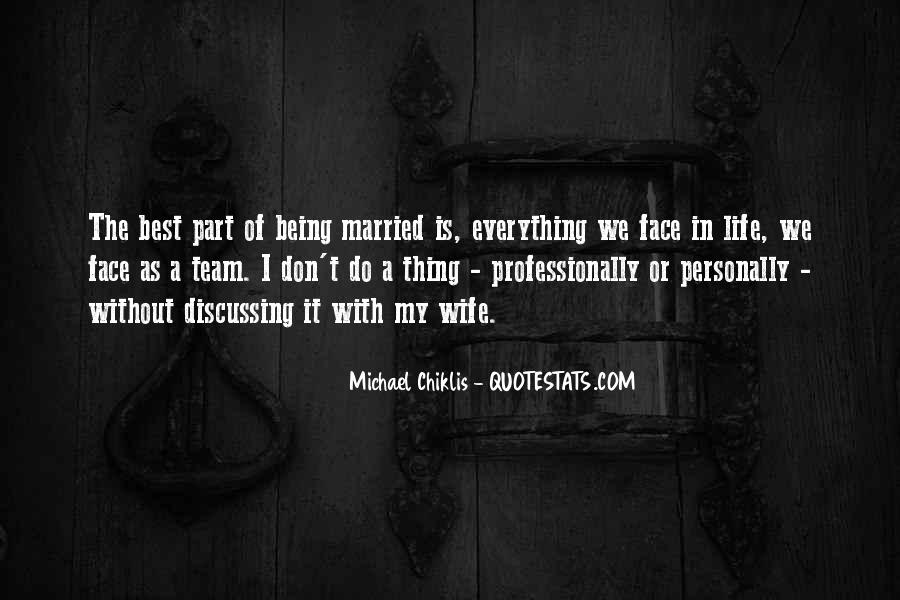 Let's Get Married Quotes #19361