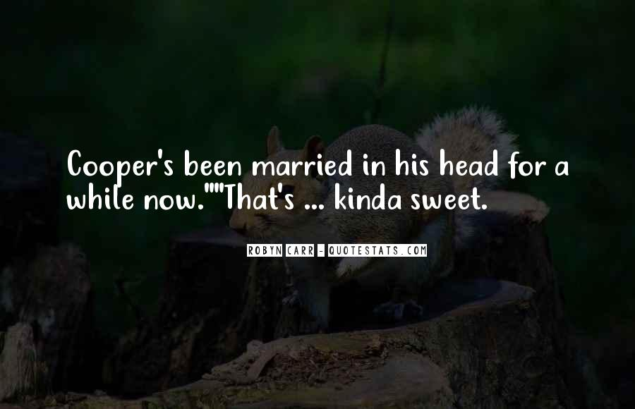 Let's Get Married Quotes #20273