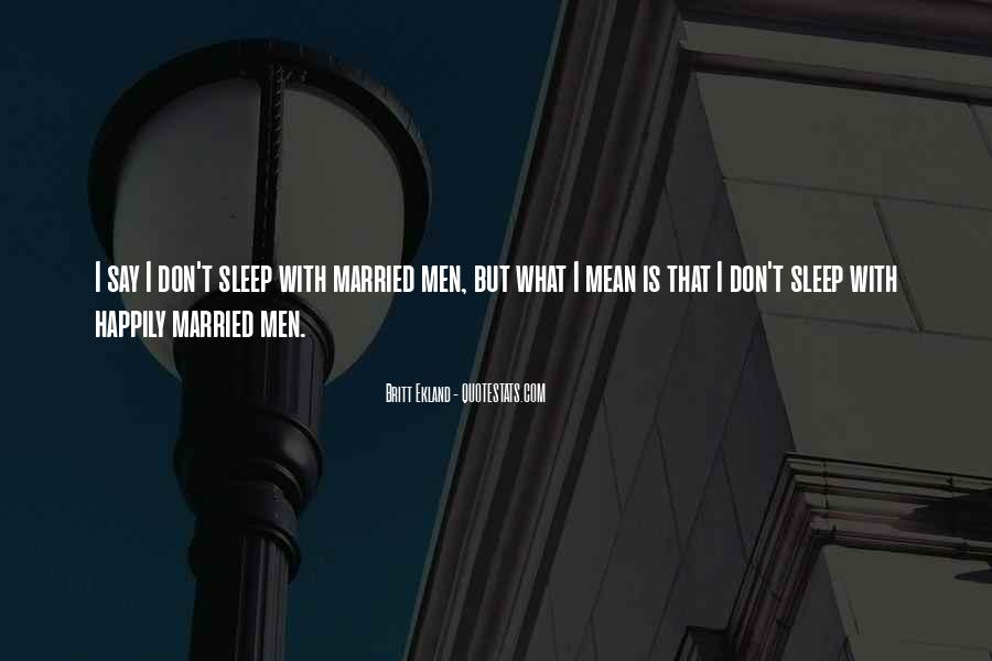 Let's Get Married Quotes #7027
