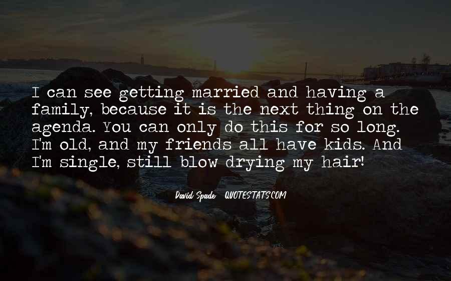 Let's Get Married Quotes #7807
