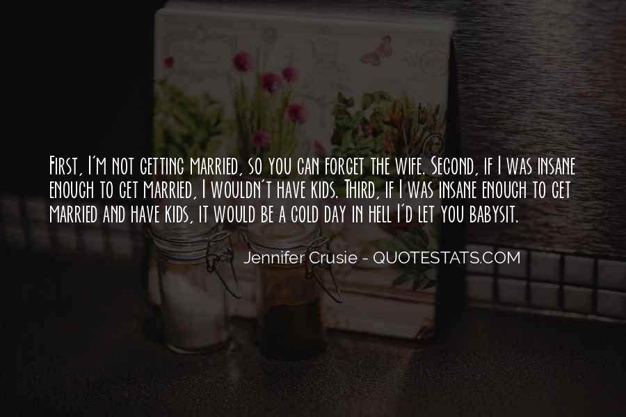 Let's Get Married Quotes #984831