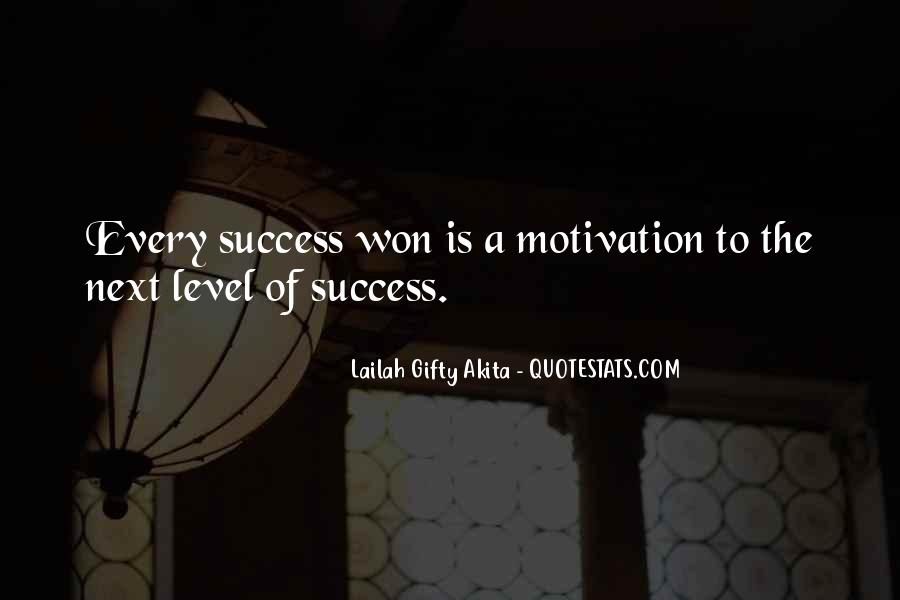 Let's Get Motivated Quotes #18109