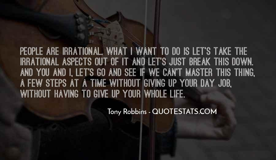 Let's Go Out Quotes #243799