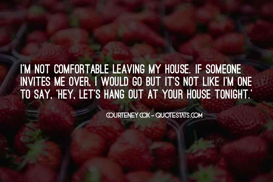 Let's Go Out Quotes #348115