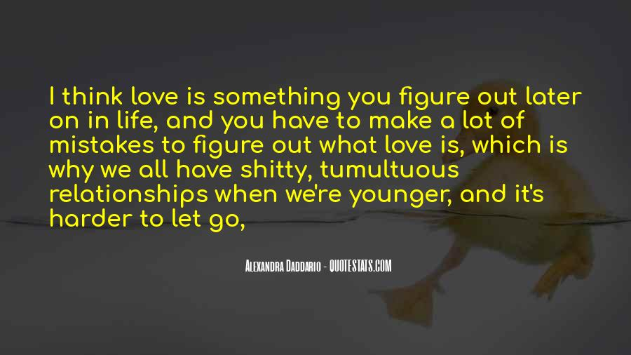 Let's Go Out Quotes #377884
