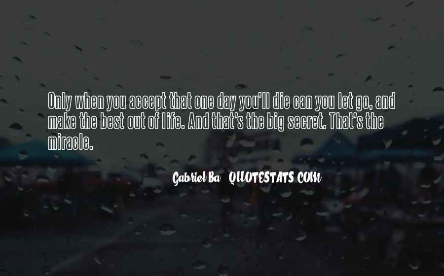 Let's Go Out Quotes #390755