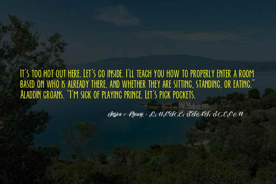 Let's Go Out Quotes #475238