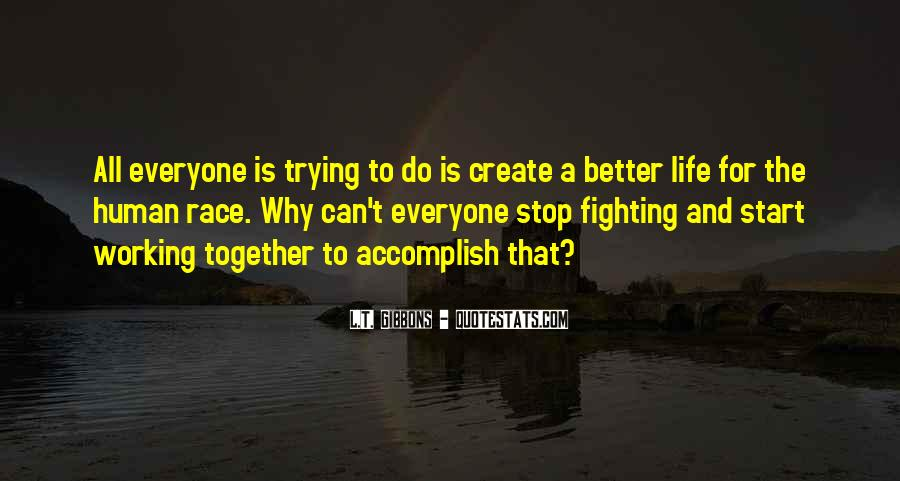 Let's Start Life Together Quotes #898390