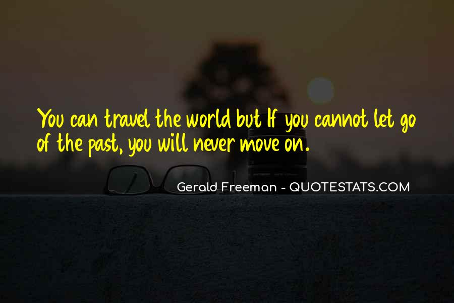 Let's Travel The World Quotes #1396041