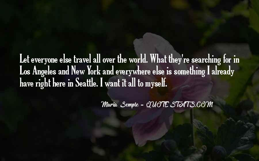 Let's Travel The World Quotes #1558678