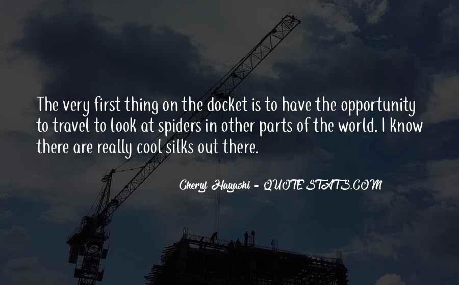 Let's Travel The World Quotes #27080
