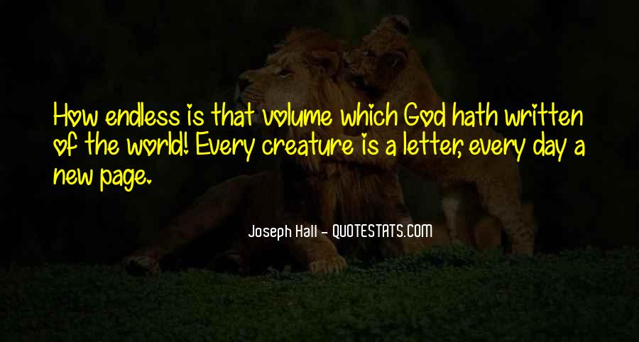 Letters To God Quotes #1063604