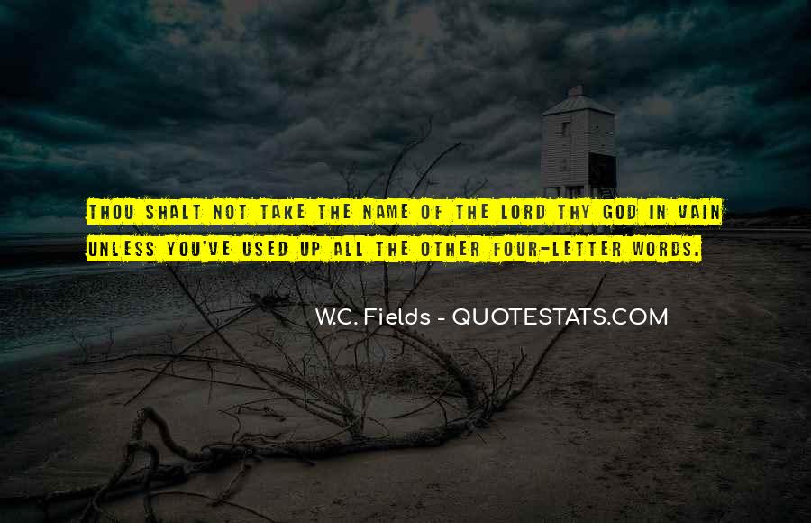 Letters To God Quotes #1354636