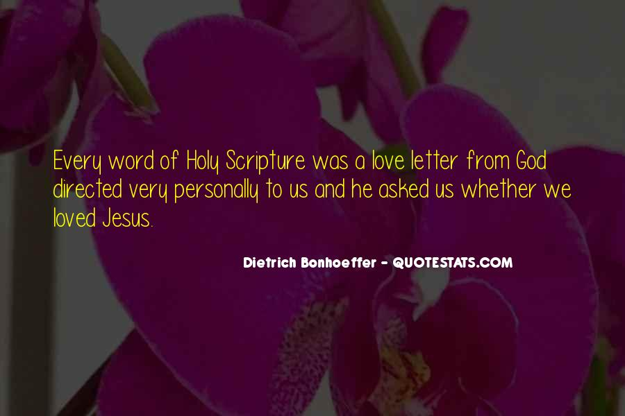 Letters To God Quotes #1787542