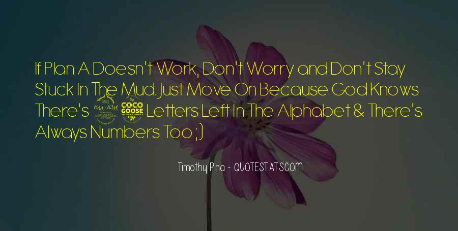 Letters To God Quotes #222306