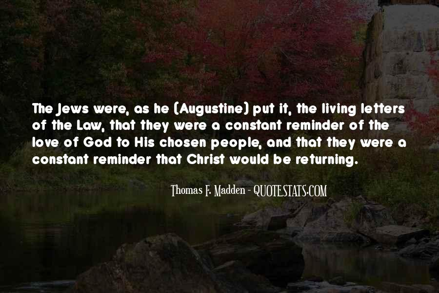 Letters To God Quotes #328385