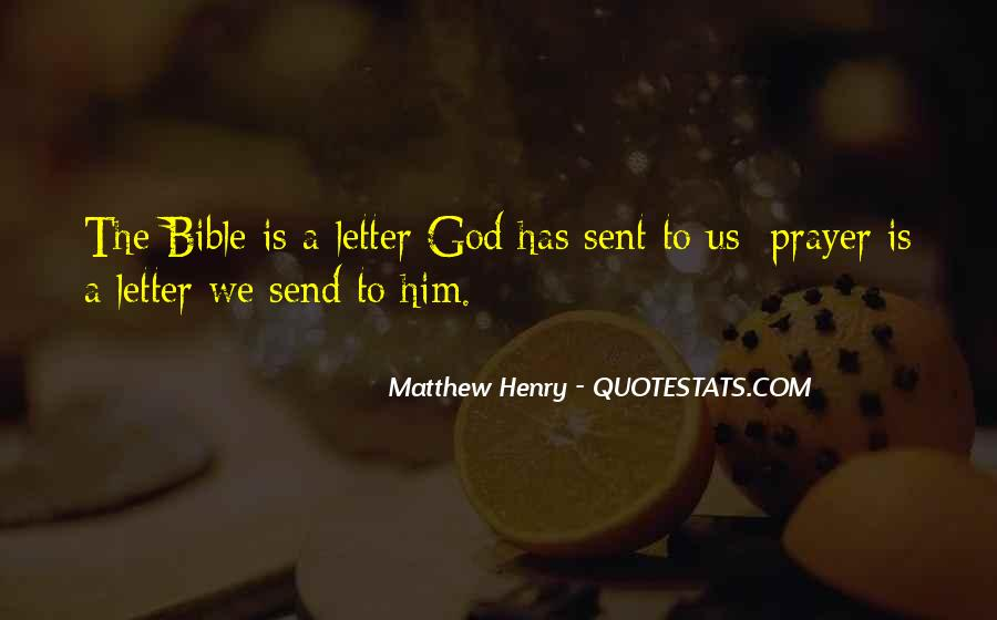 Letters To God Quotes #394222