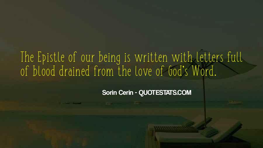 Letters To God Quotes #465452