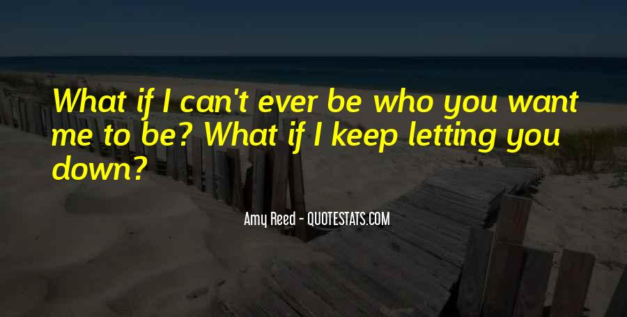 Letting Someone You Love Quotes #232525