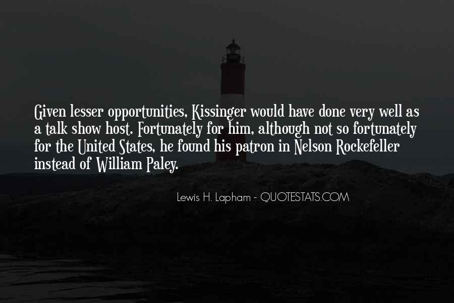 Lewis Lapham Quotes #1186682