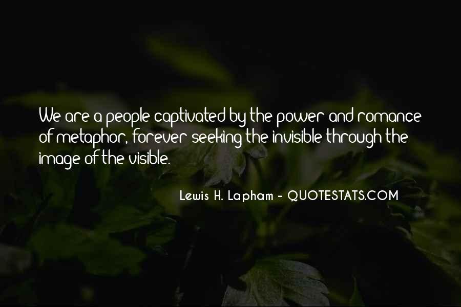 Lewis Lapham Quotes #119656