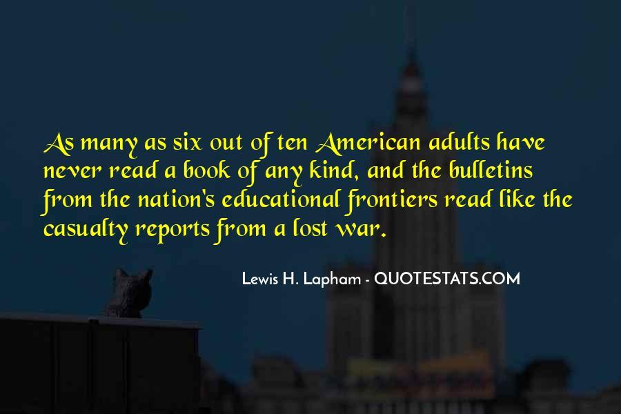 Lewis Lapham Quotes #1211835