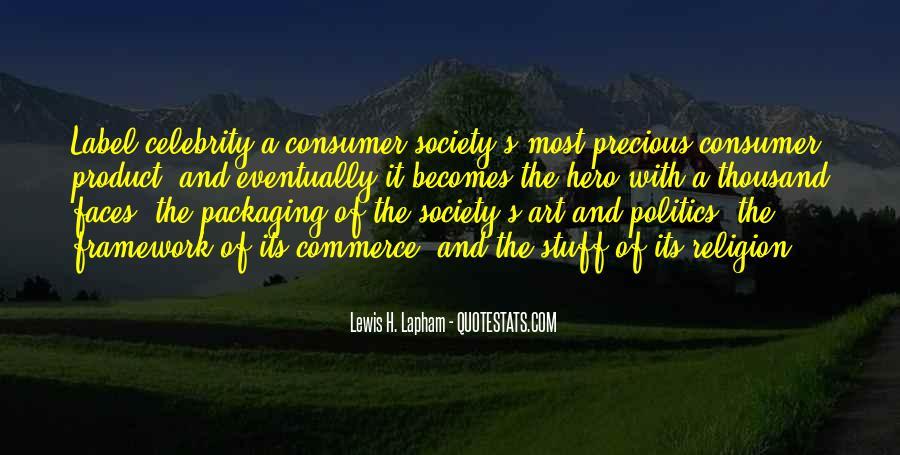 Lewis Lapham Quotes #145523