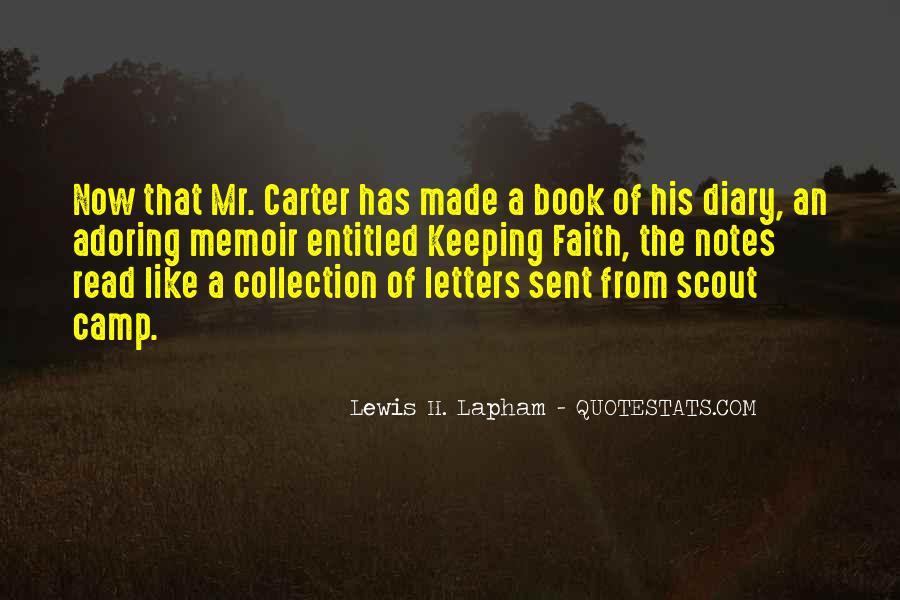 Lewis Lapham Quotes #1471323