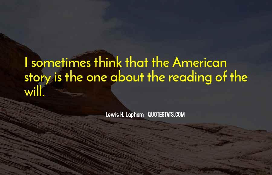 Lewis Lapham Quotes #162775