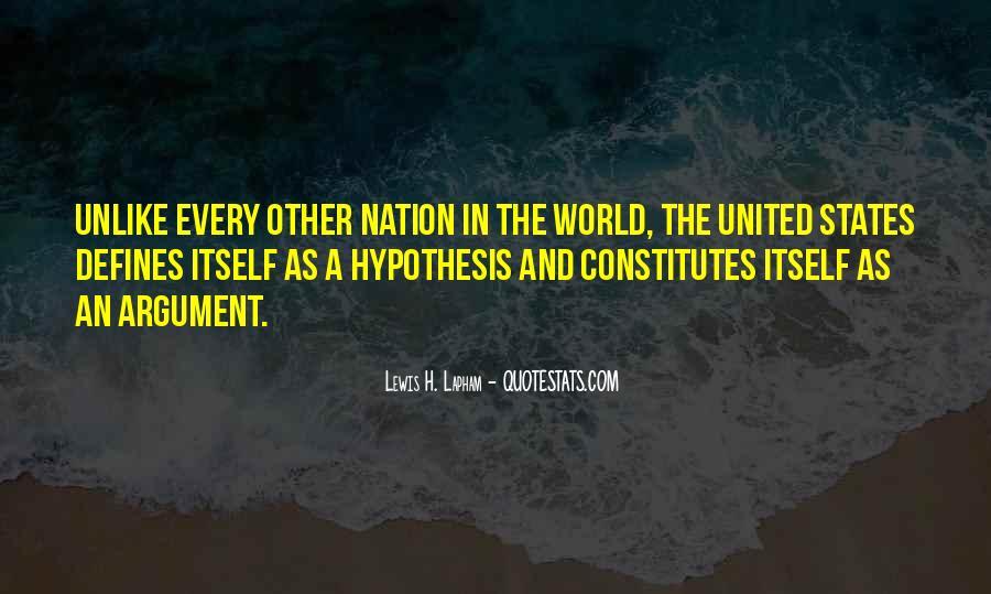 Lewis Lapham Quotes #1837717