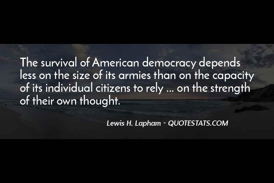 Lewis Lapham Quotes #245990