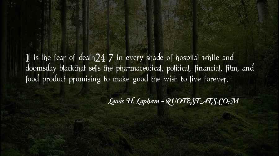 Lewis Lapham Quotes #518076