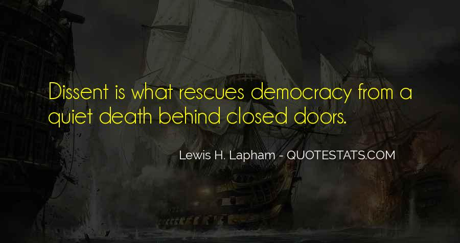 Lewis Lapham Quotes #603577