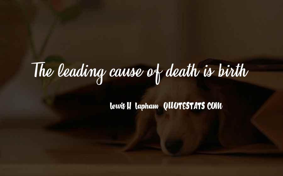 Lewis Lapham Quotes #669804
