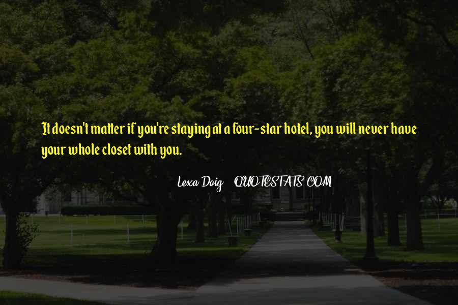 Lexa Quotes #123104