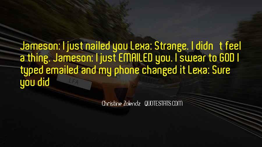 Lexa Quotes #1544966