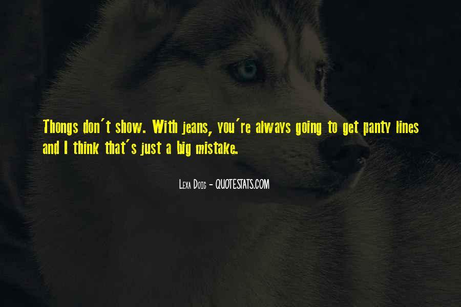 Lexa Quotes #890558